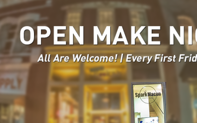 Open Make Night – September 9