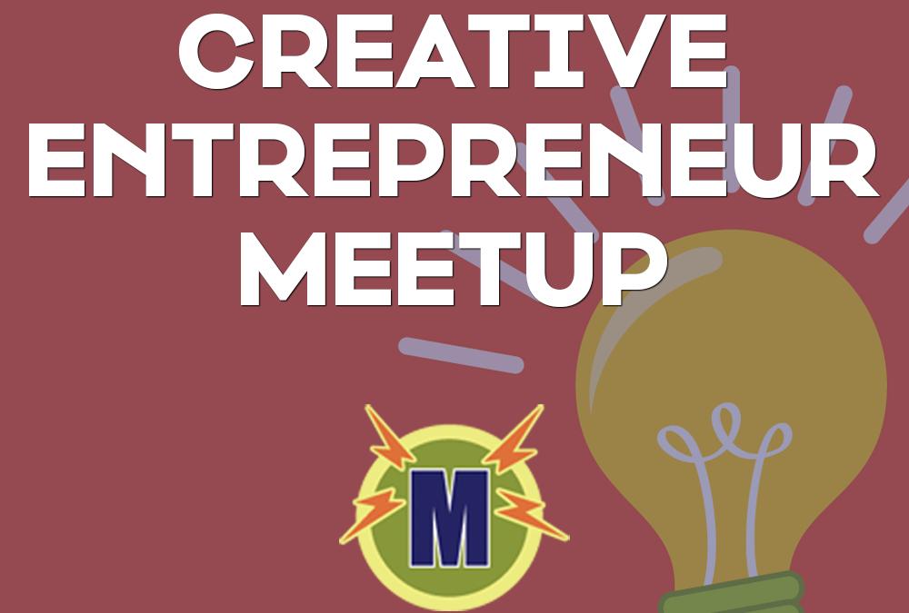 Creative Entrepreneur Meetup – November 21