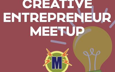 Creative Entrepreneur Meetup – September 19