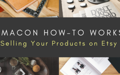 How-To Workshop: Selling Your Products on Etsy – March 16
