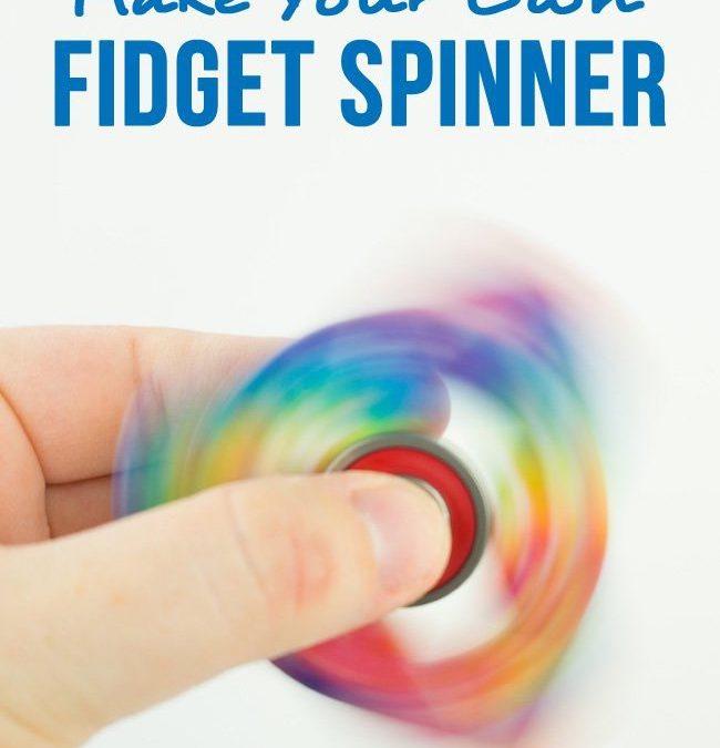 Make Your Own Fidget Spinner Workshop – July 13