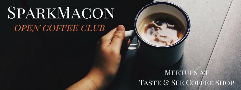 Open Coffee Club @ Taste & See – July 19